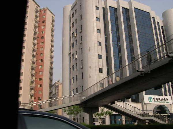 北京大樓很多