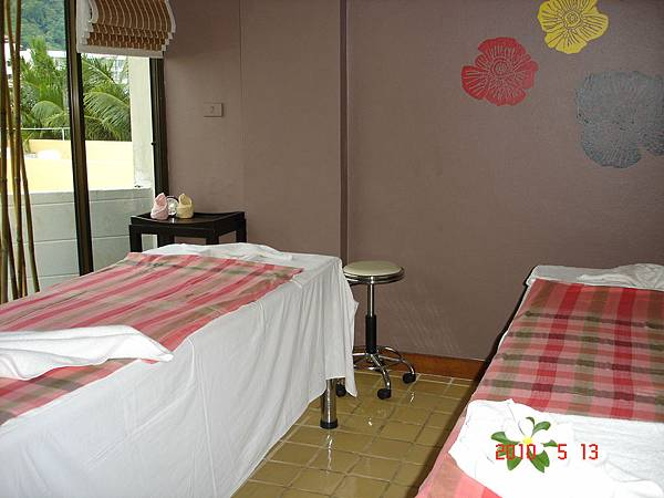 DSC08833普吉South Sea酒店spa館.JPG