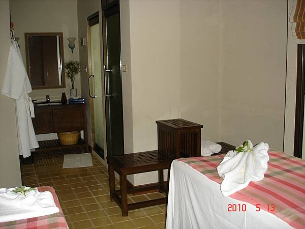 DSC08835普吉South Sea酒店spa館.JPG