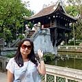 P1010372 河內 一柱廟