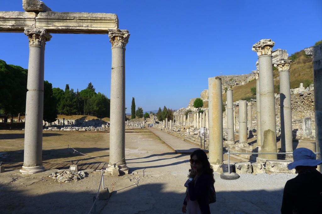 2013-10-13 16-13-00  艾菲索斯古城遺跡