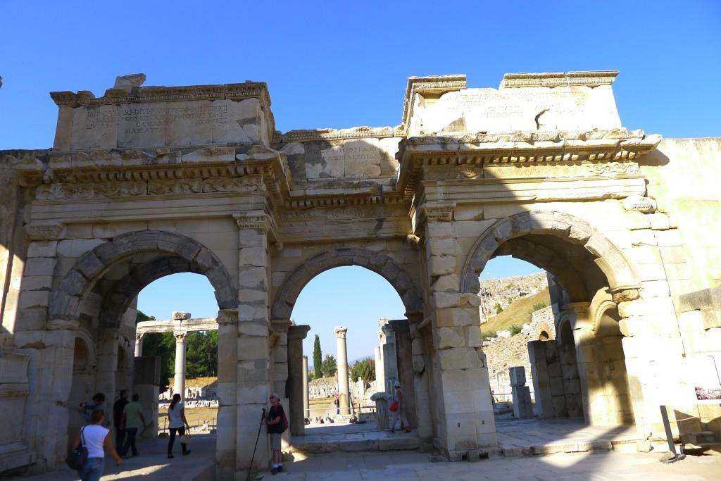 2013-10-13 16-07-36  艾菲索斯古城遺跡