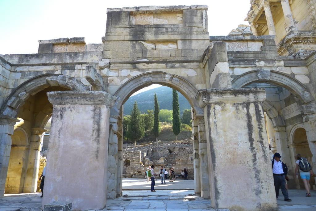 2013-10-13 16-13-29  艾菲索斯古城遺跡