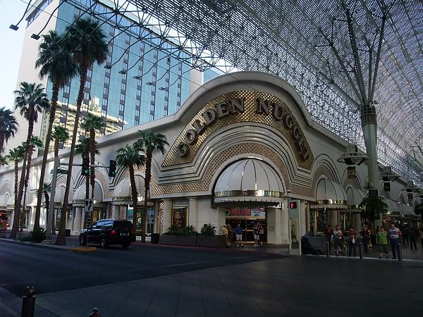 我住的casino hotel