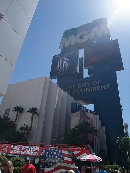 MGM casino hotel 1
