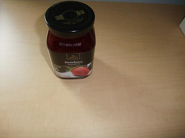 strewbery jam