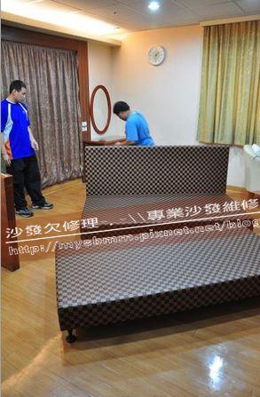 聖馬訂製床組002