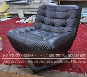 和室椅木架修理001