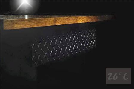 工業風書桌設計003