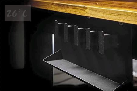 工業風書桌設計004