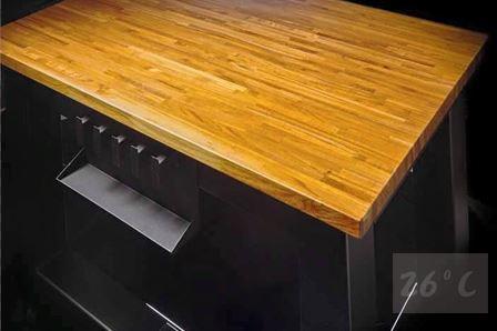 工業風書桌設計002