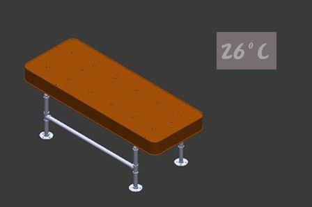設計開發LOFT客製工業化沙發訂製