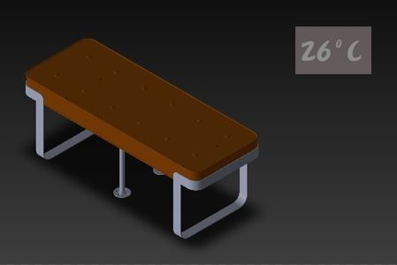 設計開發LOFT客製工業化鈑金水管沙發訂製