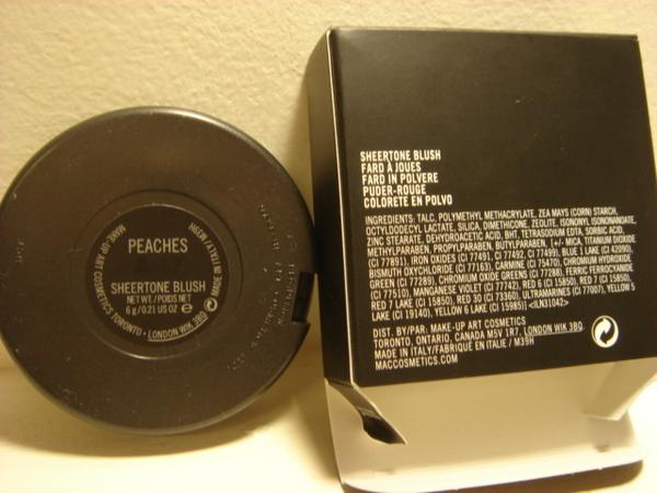 盒子和包裝的背面