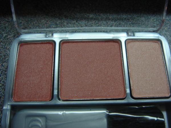 Covergirl blush -- peach perfection
