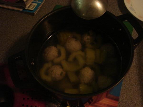 苦瓜肉丸湯
