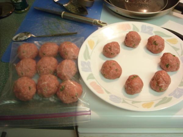 手工製牛肉丸