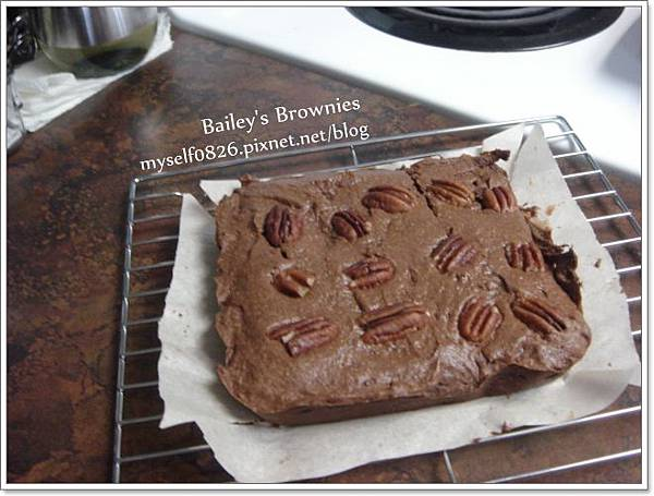 bailey's brownies 2