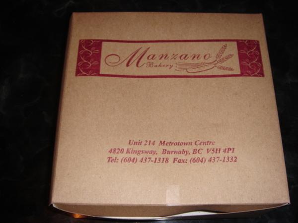 起士蛋糕紙盒