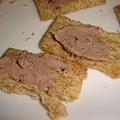 Pâté w/crackers