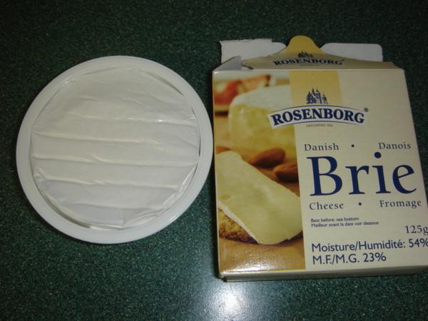 Brie Cheese - 外觀