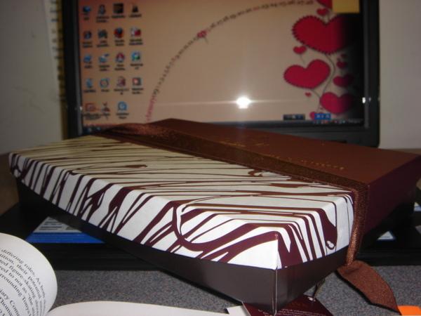 情人節巧克力 - 盒子