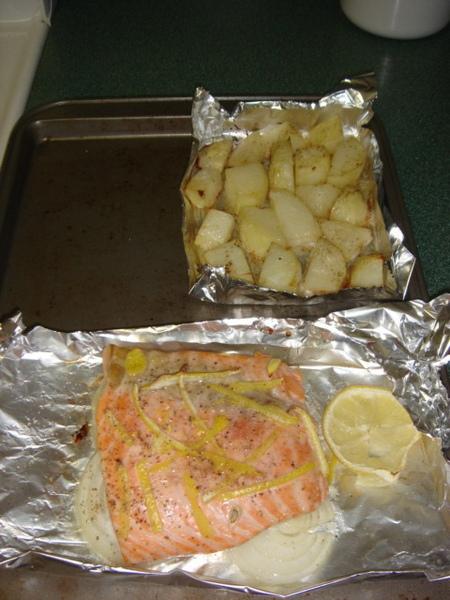烤鮭魚 Part2.1