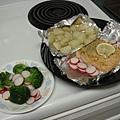 烤鮭魚 Part2.5 overlook