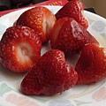 春天的草莓