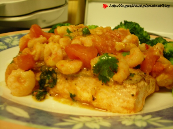 spicy moroccan stewed fish w/ rice 2