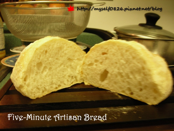 Five-Minute Artisan Bread 2