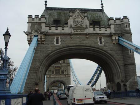 倫敦塔橋橋頭