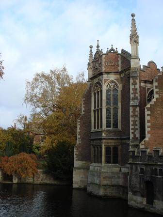 St. John's College 圖書館
