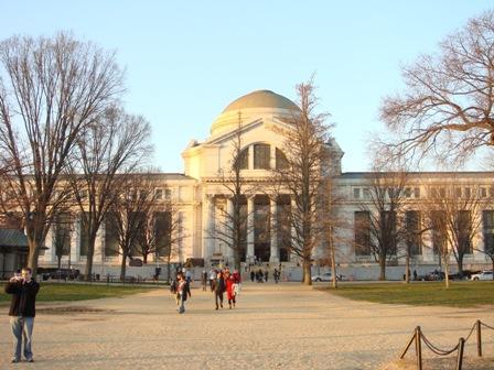 國家歷史自然博物館