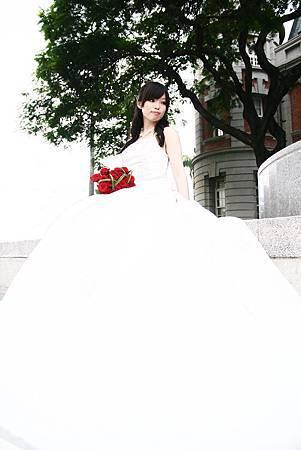 婚紗禮服攝影
