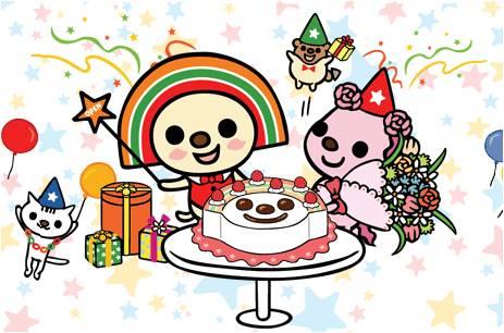 OPEN生日快樂