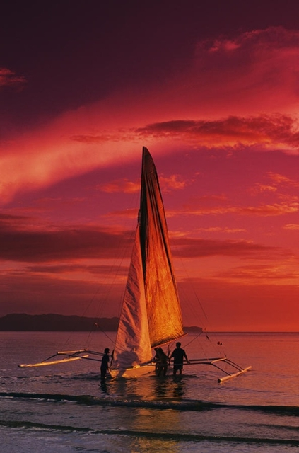 boracay 風帆 640
