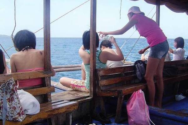 Boracay長灘島遊記照片 island hopping-1