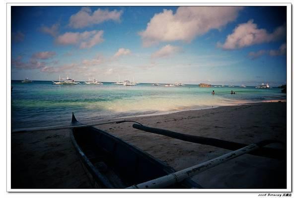 我的vivitar在長灘島Boracay