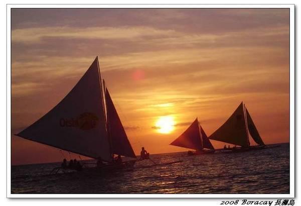 Boracay長灘島遊記照片  sunset-6.jpg