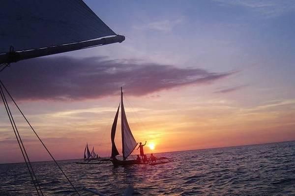 Boracay長灘島遊記照片  sunset-8.jpg