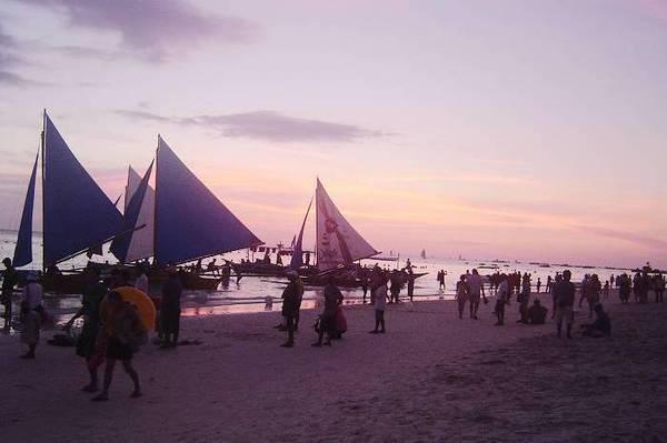 Boracay長灘島遊記照片  sunset-9.jpg