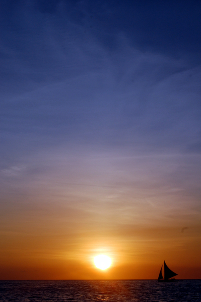 Boracay長灘島遊記照片  sunset-13.JPG