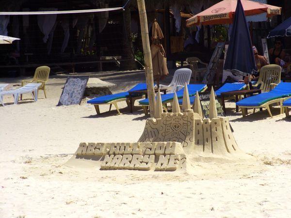 Boracay長灘島遊記-沙灘上的婚禮
