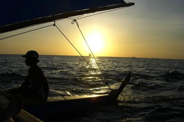 Boracay長灘島遊記照片  sunset-17