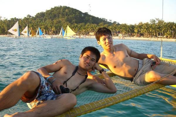 Boracay長灘島遊記照片 sunset-19