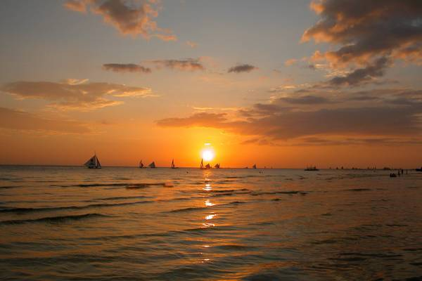 Boracay長灘島遊記照片  sunset-25.jpg