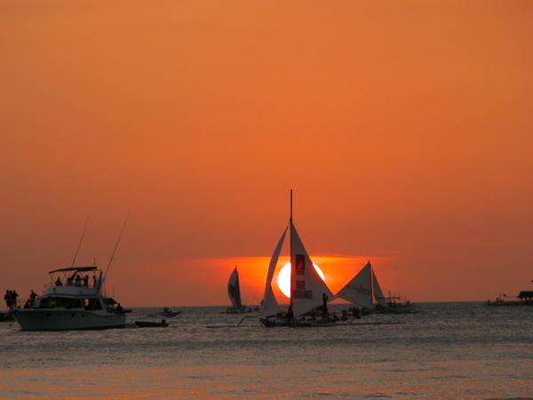 Boracay長灘島遊記照片  sunset-27.jpg