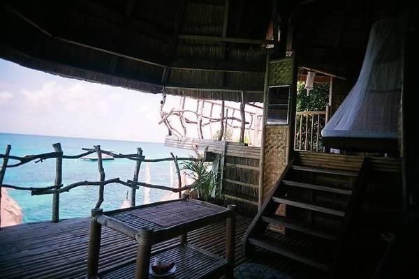 Boracay長灘島遊記照片 spide house-5