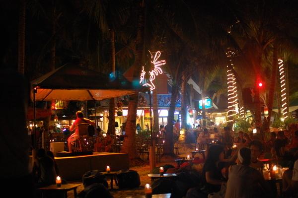 [Boracay長灘島遊記] 越夜越美麗